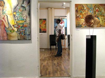 R2 Philosophische Werkstatt Atelier Galerie 1070 Wien Verein Artes